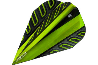 Rob Cross Voltage Flight Green Vapor
