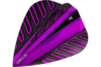 Rob Cross Voltage Flight Purple Kite